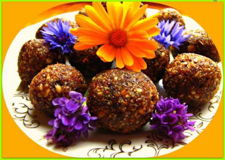Rezepte von Wildkräuterfee Anja Feuerblume