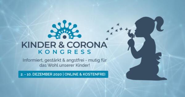 Einladung zum Online-Kongress Kinder und Corona